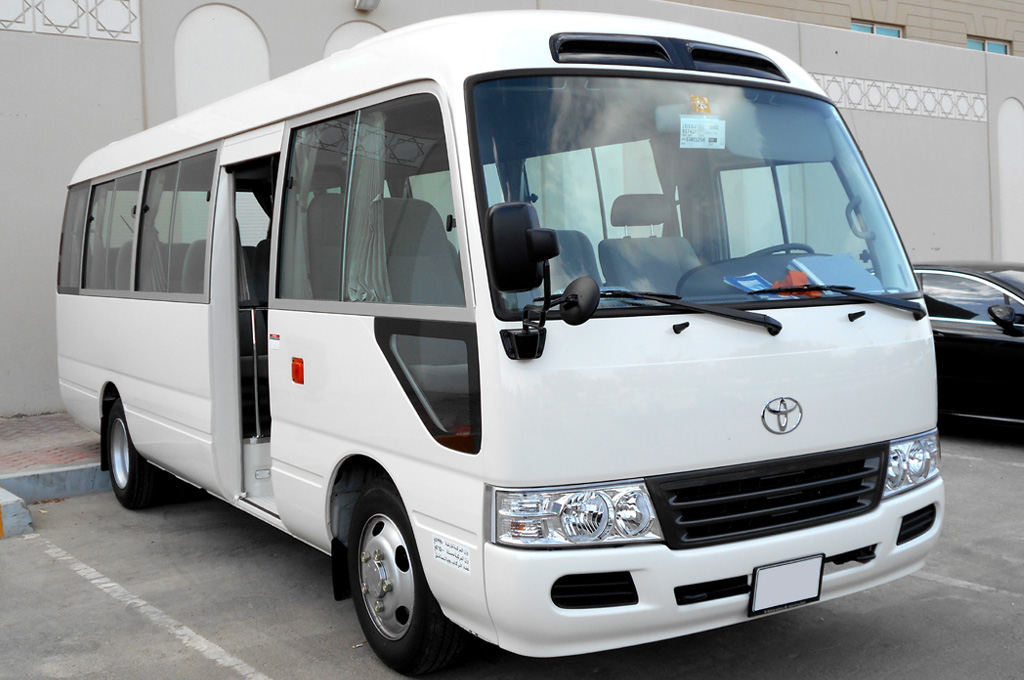 Bus Rental in Dubai